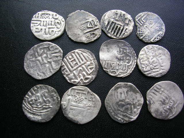 Mонеты орды - форум самарских кладоискателей.
